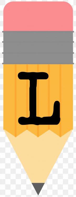 Letter L - Paper School Classroom Banner Clip Art PNG