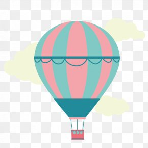 Hot Air Balloon - Hot Air Balloon Animation PNG