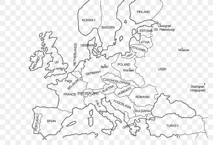 Second World War European Theatre Of World War II First ...