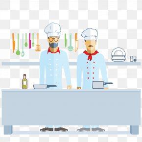 The Chef In The Hotel - Chef Cooking Stock Photography PNG