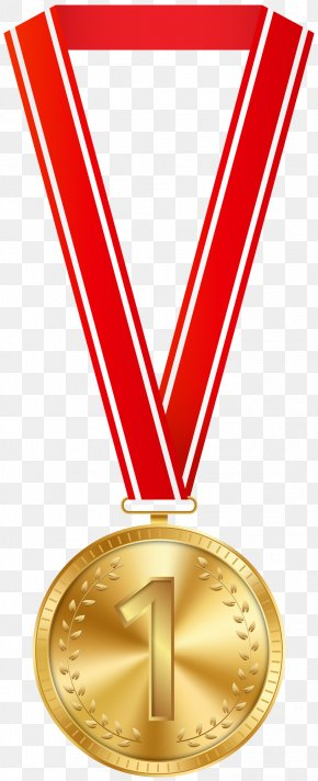 Air Force Awards Medal - Olympic Games Gold Medal Clip Art PNG