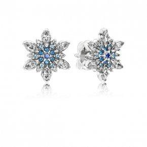 Jewellery - Earring Pandora Cubic Zirconia Charm Bracelet Jewellery PNG