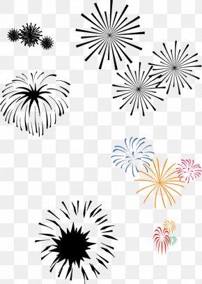 Vector Fireworks - Adobe Fireworks PNG