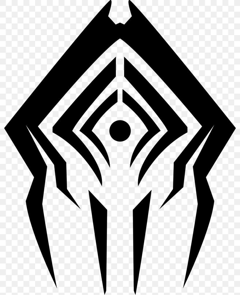 Warframe T-shirt Hoodie PlayStation 4 Logo, PNG, 792x1008px, Warframe, Black, Black And White, Digital Extremes, Hoodie Download Free