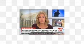 Journalist - CNN News Presenter Live Television Breaking News PNG