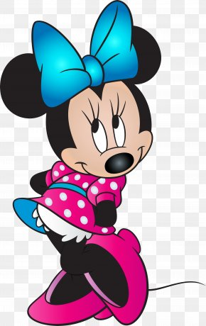 Minnie Mouse - Minnie Mouse Mickey Mouse Daisy Duck Pluto Donald Duck PNG