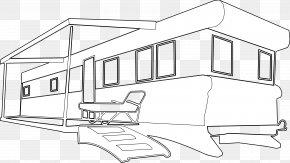 Home - Mobile Home Caravan Campervan Park House PNG