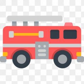 Fire Truck - Fire Engine Firefighter Fire Department Vehicle PNG