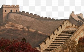 Beijing Great Wall Of China - Great Wall Of China Jiayuguan City Mutianyu New7Wonders Of The World Wallpaper PNG