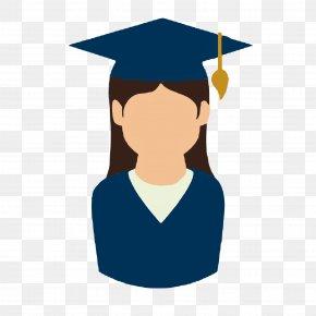 Graduation - Graduation Ceremony Academic Degree College Student PNG