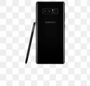 Samsung - Samsung Galaxy Note 7 Samsung Galaxy S9 Smartphone Midnight Black PNG