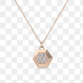 Necklace - Locket Earring Necklace Jewellery Gold PNG