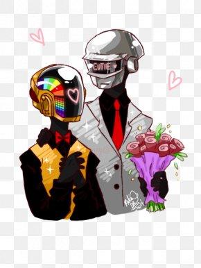 Daft Punk - Daft Punk Art Funk Vocoder PNG