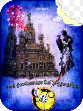 Church - Church Of The Savior On Blood Art Poster Saint Petersburg PNG
