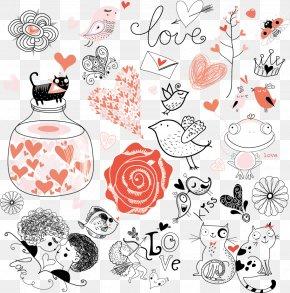 Wedding Illustration - Drawing Illustrator Illustration PNG