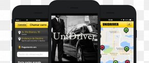 Taxi Driving - Smartphone UBER Taxi Friend Perfect Chauffeur PNG