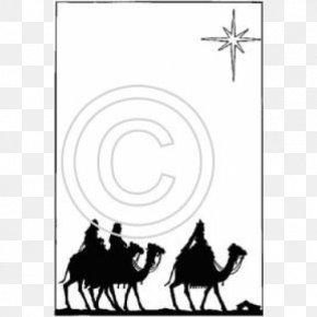 Christmas - Biblical Magi Bethlehem Christmas Nativity Of Jesus PNG