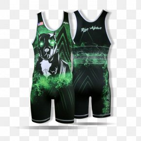 T-shirt - Wrestling Singlets T-shirt Sleeveless Shirt Gilets Clothing PNG