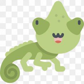 Chameleon - Chameleons Animal Clip Art PNG