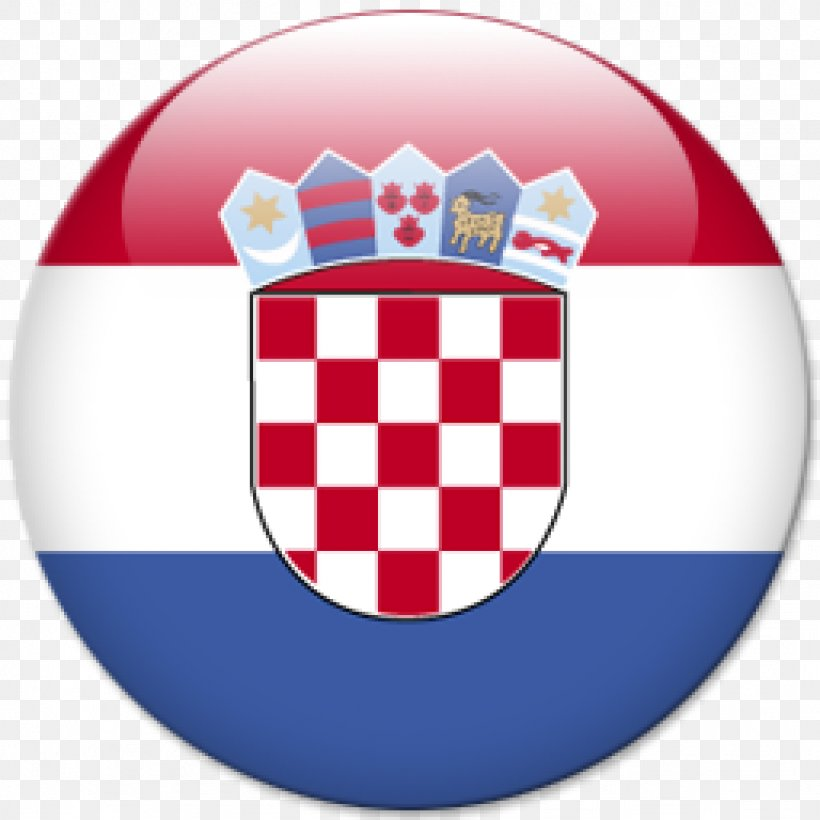 Flag Of Croatia Flags Of The World National Flag, PNG, 1024x1024px, Croatia, Ball, Coat Of Arms Of Croatia, Country, Europe Download Free