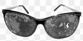 Sunglasses - Goggles Sunglasses Eye Violet PNG