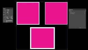 Rectangle - Magenta Graphic Design Violet Purple Pink PNG