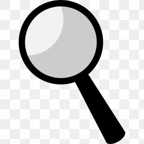Clip On Magnifying Glass - Magnifying Glass Free Content Glasses Clip Art PNG