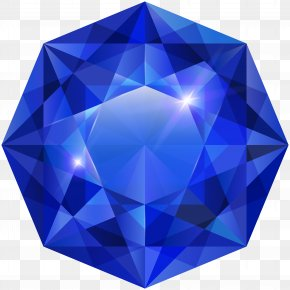 Blue Diamond Clip Art - Blue Diamond Computer File PNG