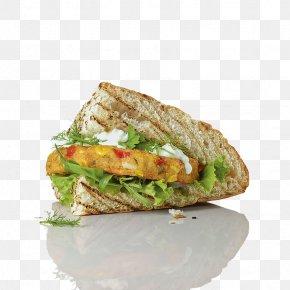 Veg Burger - Breakfast Sandwich Veggie Burger Vegetarian Cuisine Ham And Cheese Sandwich PNG