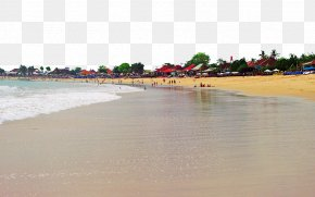 Jimbaran Beach Scenery - Shore Beach Sand Coast Water Resources PNG