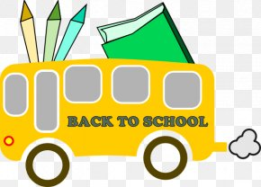 School Bus Pictures Free - Waco Independent School District Student First Day Of School Clip Art PNG