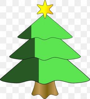 Christmas Tree - Clip Art Christmas Tree Vector Graphics Christmas Day PNG