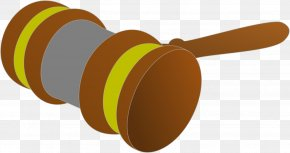 The Judge Scheduled Hammer - Gavel Judge Clip Art PNG