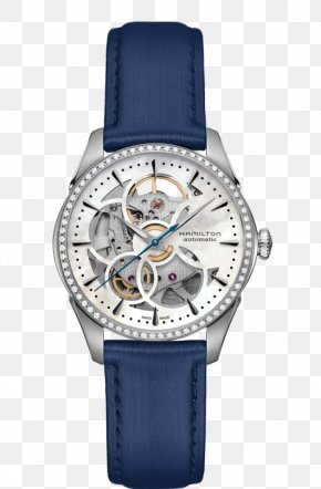 Watch - Lancaster Hamilton Watch Company Fender Jazzmaster Automatic Watch PNG