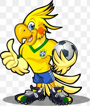 Football - Brazil National Football Team 2014 FIFA World Cup Loja Do Mascote 2018 FIFA World Cup PNG