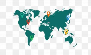 World Map - World Map Jigsaw Puzzle PNG