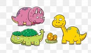Dinosaur - Dinosaur Cartoon Royalty-free Stock Photography PNG