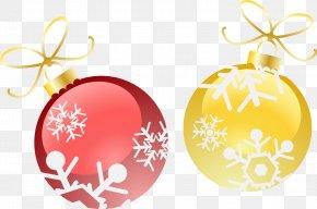 Colored Lights Creative Decorative Balls - Light Christmas Computer File PNG