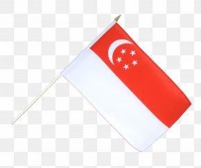 SINGAPORE - Flag Of Singapore Flag Of Singapore Fahne National Flag PNG