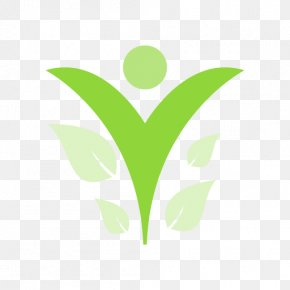Relief - Leaf Logo Brand Font PNG