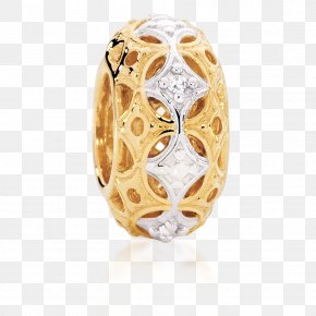 Gold Hills - Silver Gold Jewellery Diamond PNG