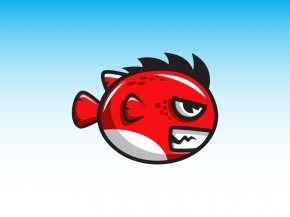 Fish Animation Image - Sprite Game Fish As Food Icon PNG