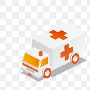 Hospital Ambulance - South Korea Hospital Icon PNG