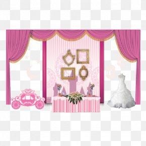 Wedding Photo Area - Wedding Illustration PNG