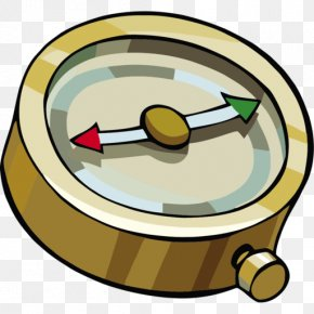 Compass Needle - Clip Art Microsoft Word Camping Summer Camp Product PNG