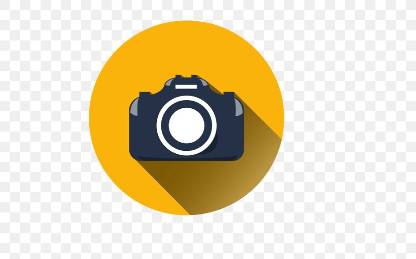 Camera Photography Png 512x512px 3d Computer Graphics Camera Brand Logo Orange Download Free