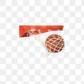 Basketball Basket Image - Backboard Basketball NBA Net Breakaway Rim PNG