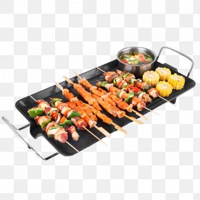 Korean Family Barbecue Material - Korean Barbecue Furnace Oven Grilling PNG