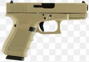 Handgun - Trigger GLOCK 19 GLOCK 17 9×19mm Parabellum PNG