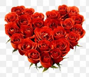 Flower - Flower Bouquet Heart Rose PNG